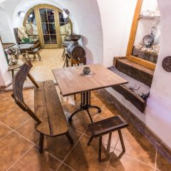 DOM BERG - Kaviareň a vináreň - Banská Štiavnica
